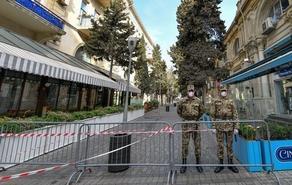Quarantine restricted in Azerbaijan
