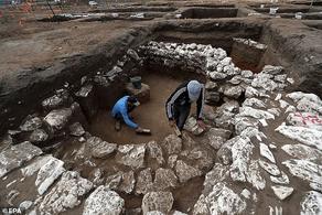 ისრაელში უძველესი მეგაპოლისის ნანგრევები აღმოაჩინეს