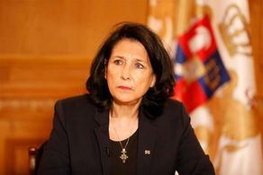Президент: В этот сложный момент Грузия поддерживает Грецию
