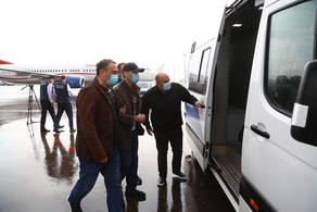 Former Georgian Military Police Chief transported to Rustavi jail
