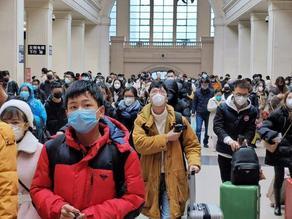 ჩინეთში კორონავირუსის გამო უკვე 14  ქალაქი ჩაკეტეს - განახლებულია