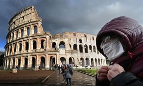იტალიაში ბოლო 24 საათში 619 ადამიანი გარდაიცვალა