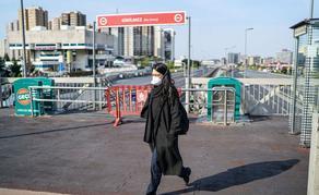 თურქეთში COVID 19-ით 24 საათში 1708 ადამიანი დაინფიცირდა