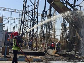 На электростанции в Иране прогремел взрыв