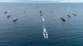 Около Исландии стартовали военно-морские учения НАТО