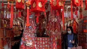 Китай отменил все масштабные новогодние мероприятия