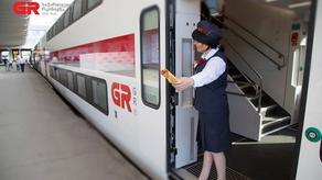 В новогодние праздники Грузинская железная дорога назначает дополнительные рейсы