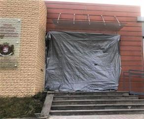 В административном здании в Сигнахи произошел взрыв