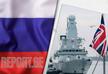 Russia opens fire on a British ship in the Black Sea