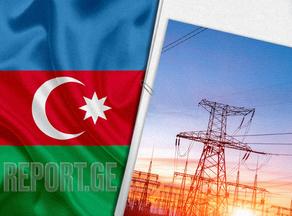 Electricity imports from Azerbaijan to Georgia increase