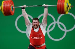 Statement by Vice President of Georgian Weightlifting Federation