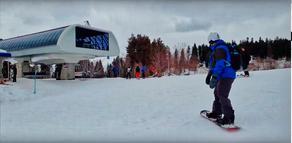 Skiing season to open at Hatsvali winter resort