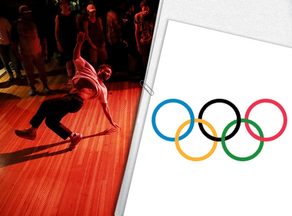 Breakdancing becomes Olympic sport