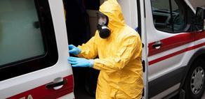 Количество инфицированных COVID-19 в Украине возросло до 9410