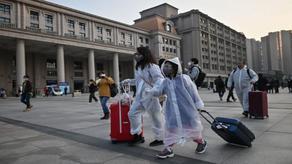 ჩინეთს ტურიზმიდან შემოსავლები თითქმის 60%-ით შეუმცირდა