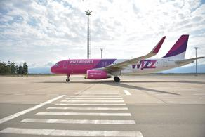 Renovated Kutaisi airport hosts first flight landed from Vilnius