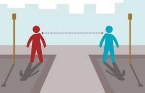 როგორ უნდა დაიცვათ სოციალური დისტანცია