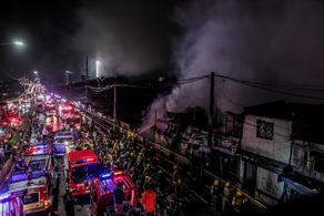 მანილაში ხანძარს 5 ადამიანი ემსხვერპლა