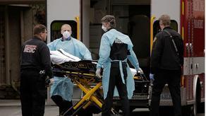 Число жертв коронавируса в США превысило 4000