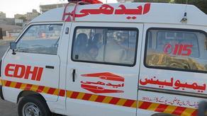 პაკისტანში ხანძარს 8 ადამიანი ემსხვერპლა