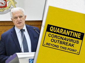 Quarantine period not reduced for coronavirus patients' contacts in Georgia