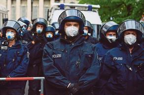 Arrests in Berlin