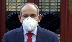 Премьер-министр Армении победил коронавирус