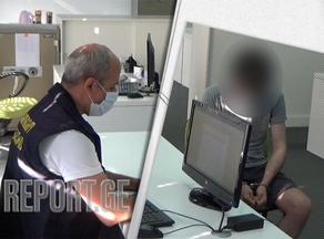 В Батуми за кражу крупной суммы денег задержали сотрудника банка