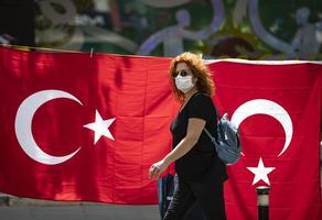 Over 300,000 COVID cases in Turkey