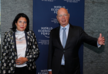 Президент встретилась с Исполнительным председателем Всемирного экономического форума
