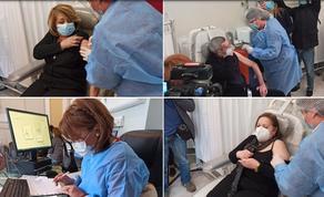 ვაქცინაცია საქართველოში - ინფექციური პათოლოგიის და შიდსის ცენტრი ფოტოებს ავრცელებს - PHOTO