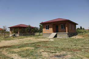 დევნილ ოჯახებს ზუგდიდში სახლებს აუშენებენ