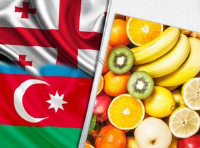 Грузия экспортировала в Азербайджан 540,6 тонны цитрусовых