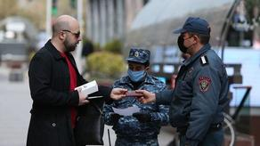 State of emergency extended in Armenia
