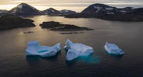 Правительство Гренландии прекратило добычу нефти