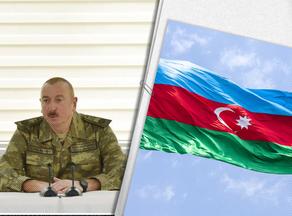 Ильхам Алиев: Армения хочет расширить географию конфликта