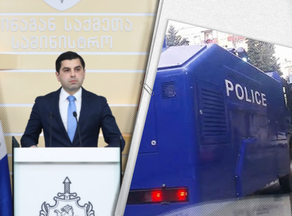 MIA: Water cannon was not aimed at journalists