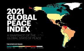 Грузия поднялась на 6 пунктов в Глобальном индексе миролюбия