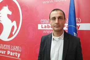 Labour party member sues Gakharia, Gharibashvili, Tikaradze