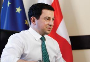Арчил Талаквадзе поздравил сограждан с Пасхой