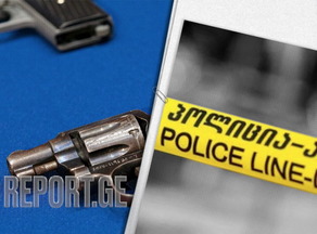 Стрельба в Тбилиси - ранен молодой человек