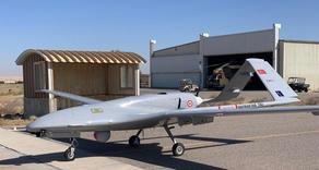Turkey sent unmanned aerial vehicles to Northern Cyprus