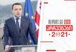 Irakli Gharibashvili: Destructive forces defeated once again