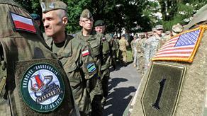 აშშ-მა კორონავირუსის გამო პოლონეთში წვრთნები გადადო