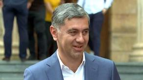 Irakli Okruashvili leaves prison