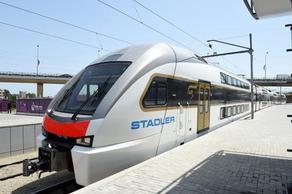 ბაქო-თბილისი-ანკარას შორის სამგზავრო მატარებელი იმოძრავებს - VIDEO - PHOTO