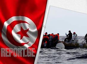 At least 23 migrants die off the coast of Tunisia