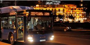 საქართველო-ესპანეთის მატჩზე ტრანსპორტი გვიანობამდე იმუშავებს