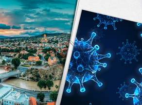 Number of infected with COVID-19 increases dramatically in Tbilisi