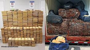 სავანაში, ჯორჯიას შტატში რეკორდული რაოდენობის კოკაინი აღმოაჩინეს